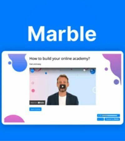 Marble Lifetime Deals for $69