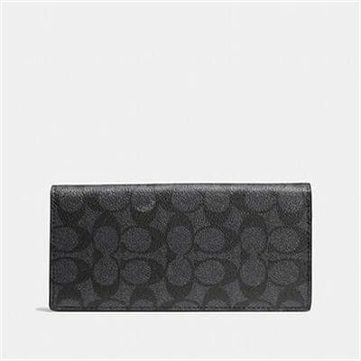 Fashion 4 - BREAST POCKET WALLET IN SIGNATURE CANVAS