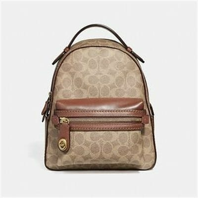 Fashion 4 - CAMPUS BACKPACK 23 IN SIGNATURE CANVAS