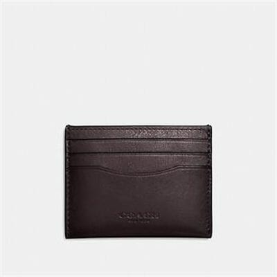 Fashion 4 - CARD CASE IN SPORT CALF LEATHER
