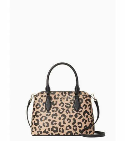 Fashion 4 - Darcy Graphic Leopard Small Satchel