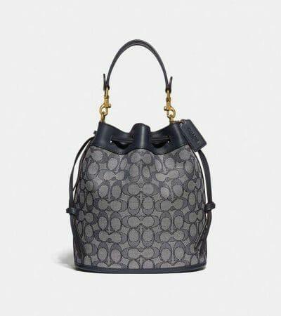 Fashion 4 - Field Bucket Bag In Signature Jacquard