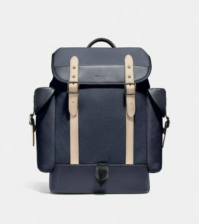 Fashion 4 - Hitch Backpack In Organic Cotton Canvas