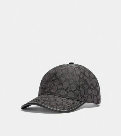 Fashion 4 - Signature Jacquard Baseball Cap