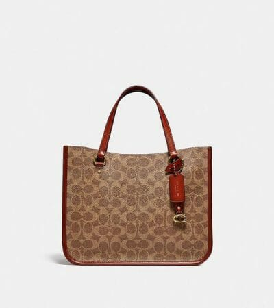 Fashion 4 - Tyler Carryall 28 In Signature Canvas