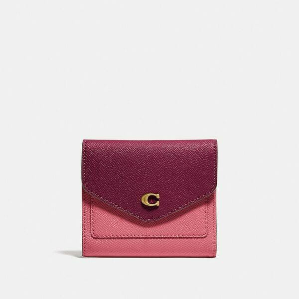 Fashion 4 - Wyn Small Wallet In Colorblock