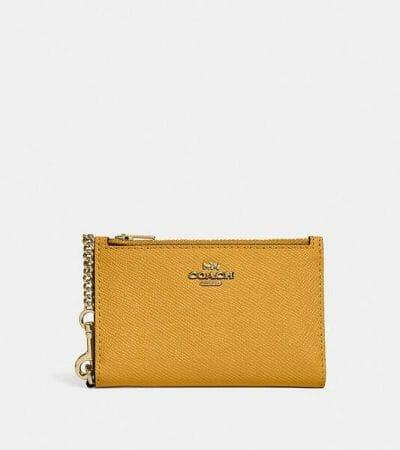 Fashion 4 - Zip Chain Card Case