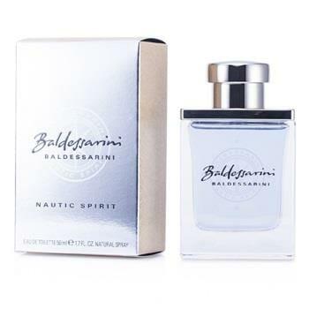 OJAM Online Shopping - Baldessarini Nautic Spirit Eau De Toilette Spray 50ml/1.7oz Men's Fragrance