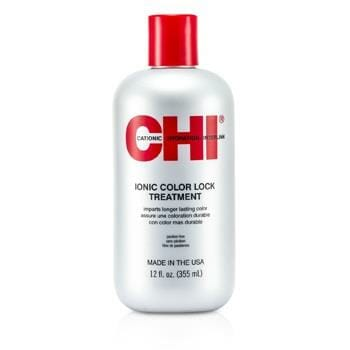 OJAM Online Shopping - CHI Ionic Color Lock Treatment 355ml/12oz Hair Care