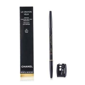 OJAM Online Shopping - Chanel Le Crayon Yeux - No. 02 Brun 1g/0.03oz Make Up