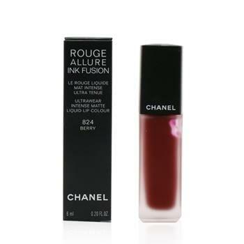 OJAM Online Shopping - Chanel Rouge Allure Ink Fusion Ultrawear Intense Matte Liquid Lip Colour - # 824 Berry 6ml/0.2oz Make Up