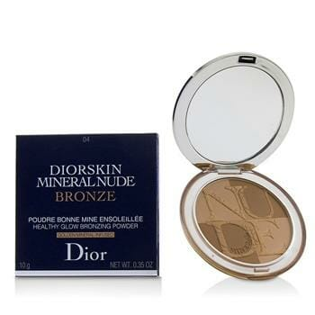 OJAM Online Shopping - Christian Dior Diorskin Mineral Nude Bronze Healthy Glow Bronzing Powder - # 04 Warm Sunrise 10g/0.35oz Make Up