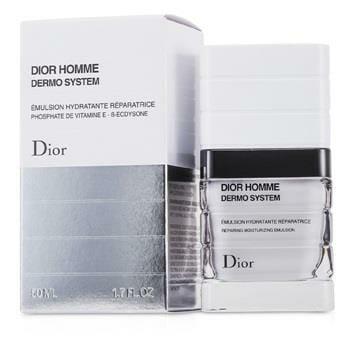 OJAM Online Shopping - Christian Dior Homme Dermo System Repairing Moisturizing Emulsion 50ml/1.7oz Men's Skincare