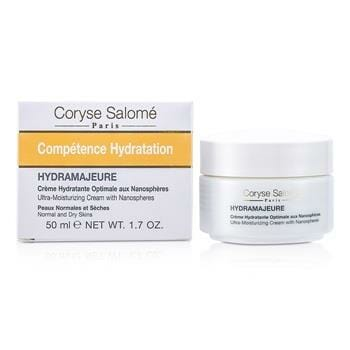 OJAM Online Shopping - Coryse Salome Competence Hydratation Ultra-Moisturizing Cream with Nanospheres - Normal & Dry Skins 50ml/1.7oz Skincare