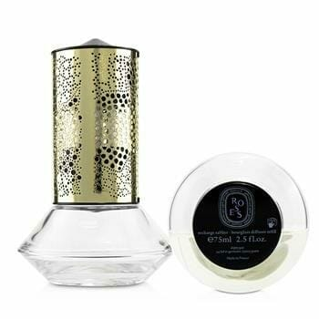 OJAM Online Shopping - Diptyque Hourglass Diffuser - Roses 75ml/2.5oz Home Scent