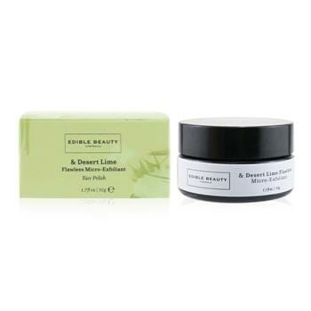 OJAM Online Shopping - Edible Beauty & Desert Lime Flawless Micro-Exfoliant 50g/1.7oz Skincare