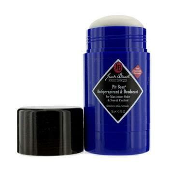 OJAM Online Shopping - Jack Black Pit Boss Antiperspirant & Deodorant Sensitive Skin Formula 2.75oz Men's Skincare