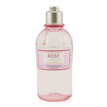 OJAM Online Shopping - L'Occitane Rose Shower Gel 250ml/8.4oz Ladies Fragrance