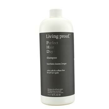 OJAM Online Shopping - Living Proof Perfect Hair Day (PHD) Shampoo (For All Hair Types) 1000ml/32oz Hair Care