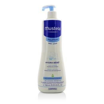 OJAM Online Shopping - Mustela Hydra-Bebe Body Lotion - Normal Skin 750ml/25.35oz Skincare
