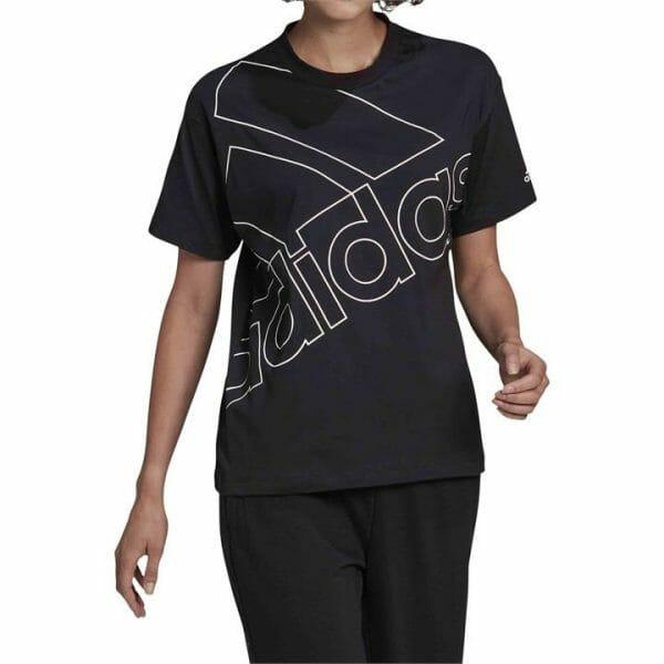 OJAM - Pivot - Adidas Giant Logo Tee  Size XS Womens