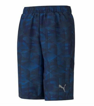 OJAM - Pivot - Puma Active Sport Aop Woven Shorts  Size XS Kids